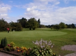 Golfing in Kinross-shire