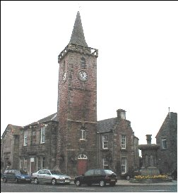 Kinross Town Hall